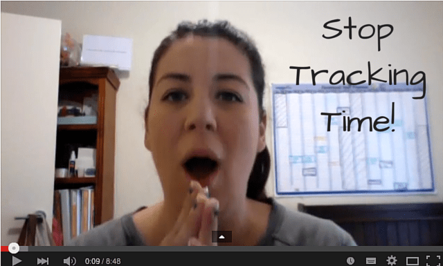 Why I Never Track My Time As A Virtual Assistant… And You Shouldn't Either!