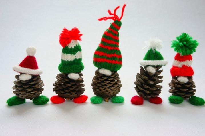L'albero di natale mette allegria a tutti, soprattutto ai bambini ma anche ai più grandi. Natale Con Le Pigne Ecco 30 Idee Di Riuso Creativo Davvero Fantastiche
