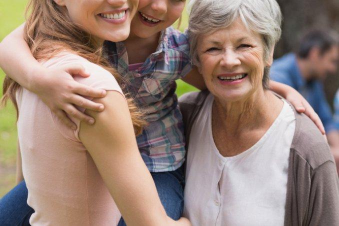 Risultati immagini per nonna e nipoti