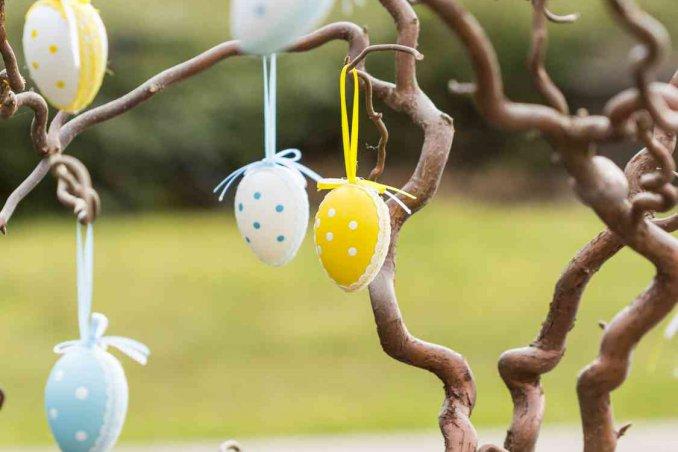 Lavoretti Di Pasqua 5 Decorazioni Fai Da Te Deabydaytv