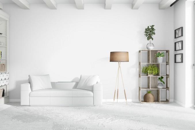 Design particolari, perfettamente in linea con lo stile più contemporaneo. Arredamento Total White La Casa In Bianco In Stile Moderno O Classico Donnad