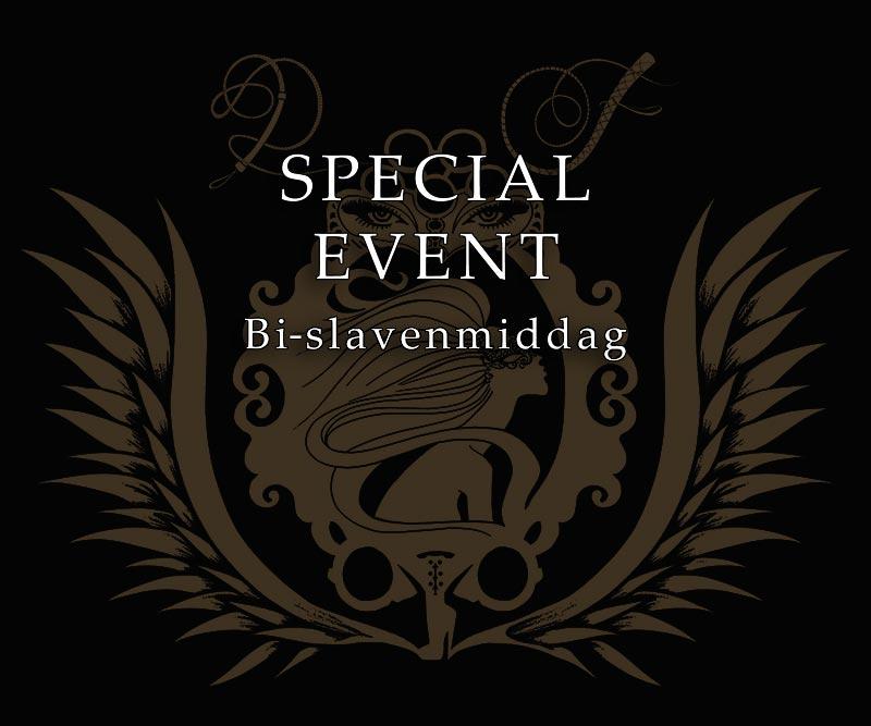 Special Event - Bi-slavenmiddag