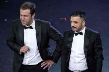 Pio e Amedeo premiati ai Seat Music Awards: Tommaso Zorzi ironico su Instagram