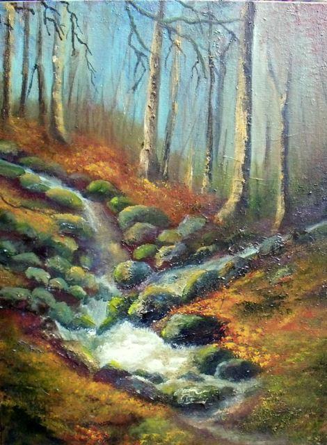 Cruagh Wood, Dublin mountain trail