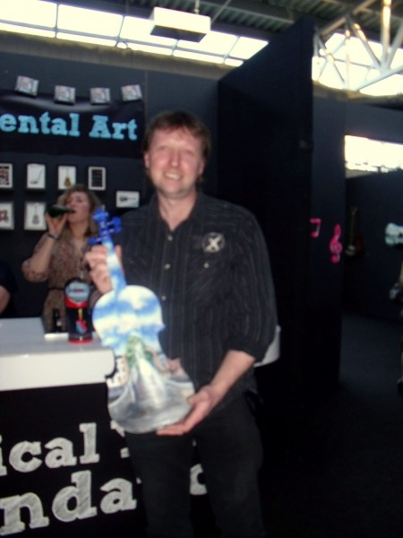 Derek Lyons - Instrument Art Dublin