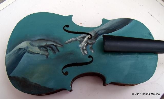 Violin Art 3