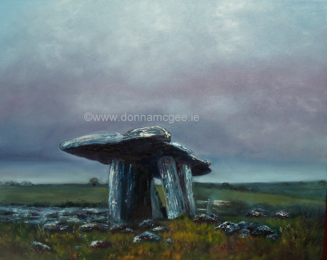 Archives - select past works, Poolnabrone Dolmen