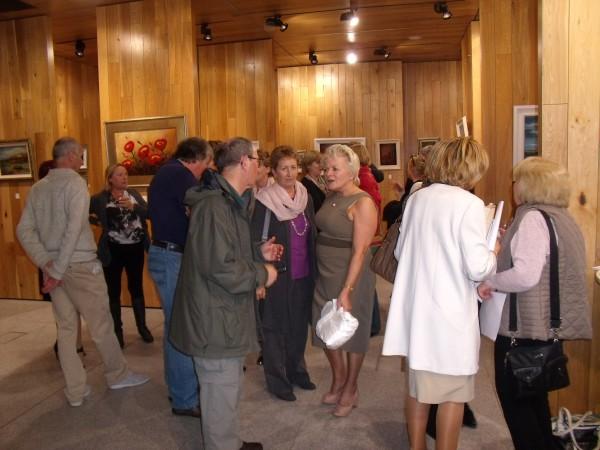 Shades of Diversity Art Exhibition - Opening Night