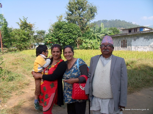 Nepalese People