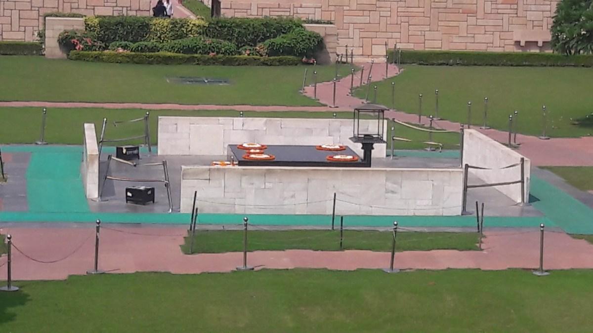 Memorial Site Mahatma Gandhi