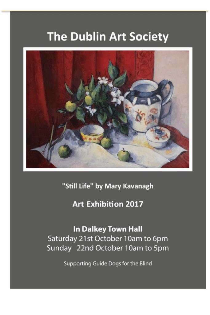 Dublin Art Society Annual Exhibition 2017