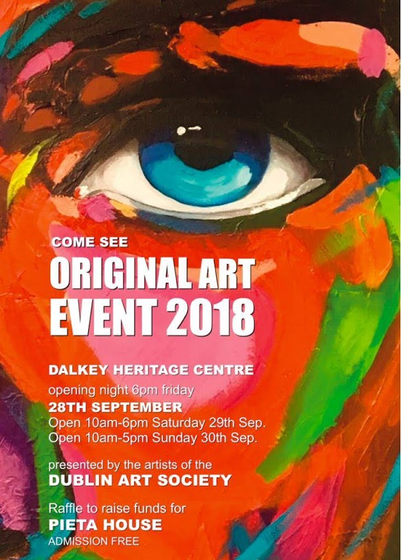 Dublin Art Society Annual Exhibition 2018