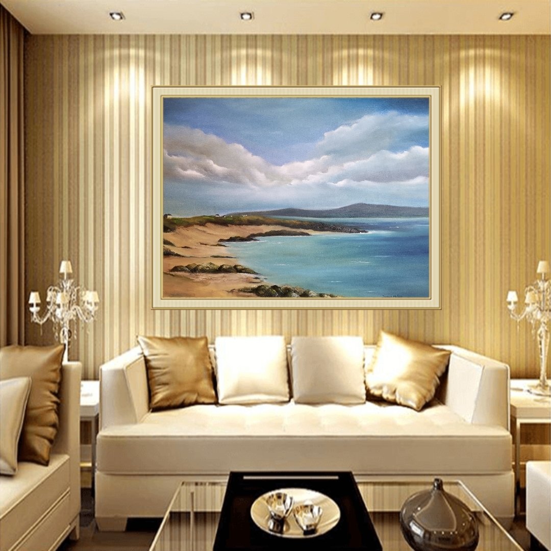Gurteen Bay.jpg golden beaches of Connemara along the wild atlantic way. Ideal Inspiration - Ideal Homes