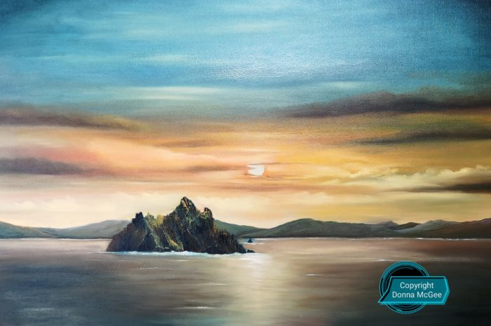 Skellig Michael – Available in limited edition Print
