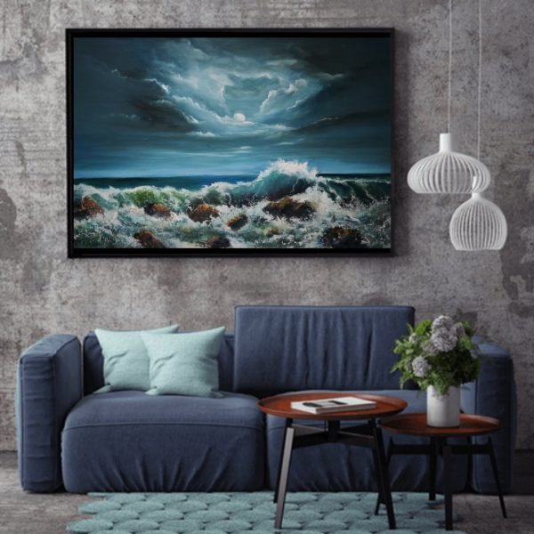 /Tempest-20x30-Inches-Oil-on-Canvas.jpg in room view stormy seascape