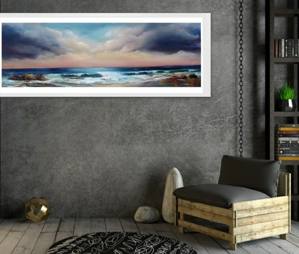 Sea to shore Achill Island limited edition giclee print