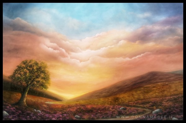 Heatherfields Afterglow