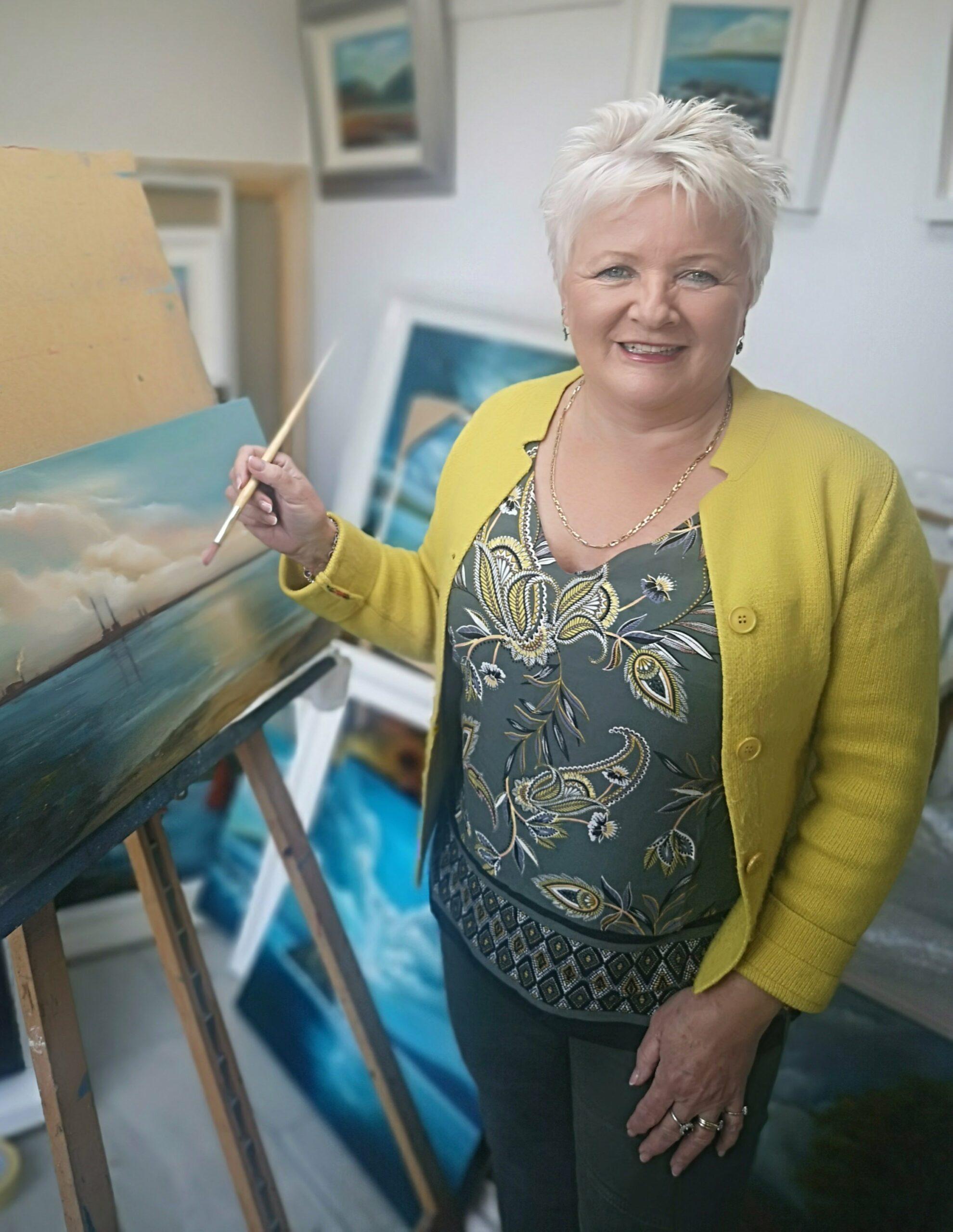 Donna McGee Studio shot