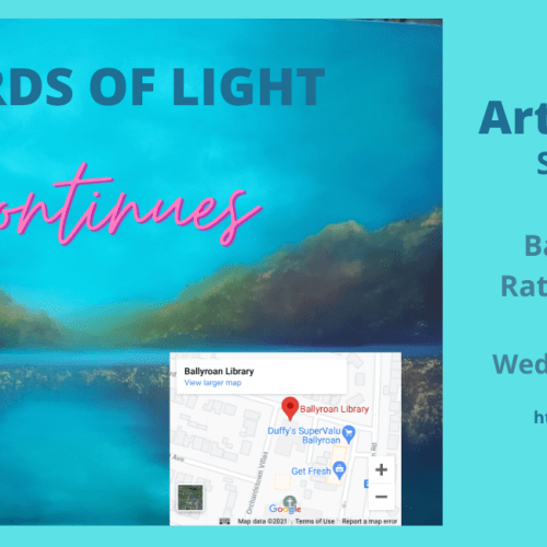 Shards of Light Art Exhibition continues