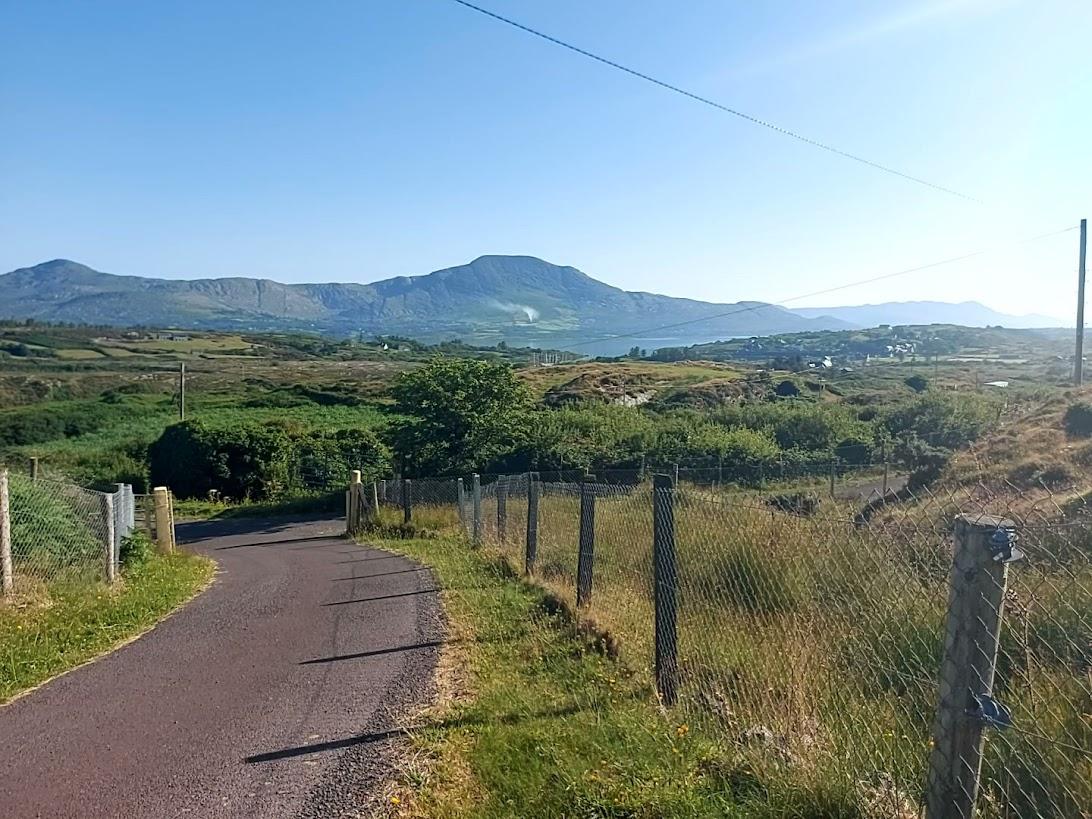 bere island, west cork irish landscape