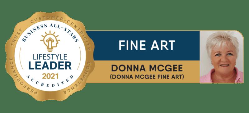 Accreditation Logo Business All Star Leader Fine Art 2021