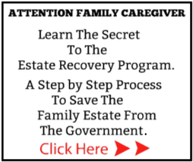 Estate Recovery Secret
