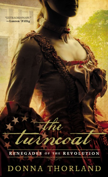Donna Thorland, The Turncoat