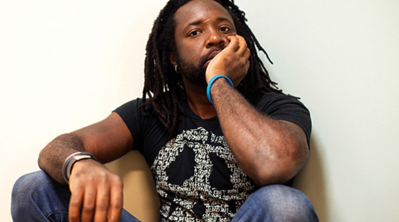 Marlon James in GQ