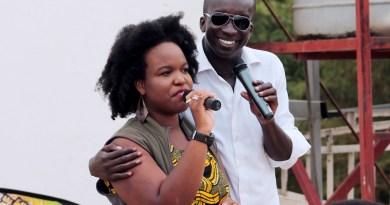 Arthouse Rwanda - Beats and Poetry - The Office - Impact Hub Kigali - Daniel Omara - Donnalee Donaldson