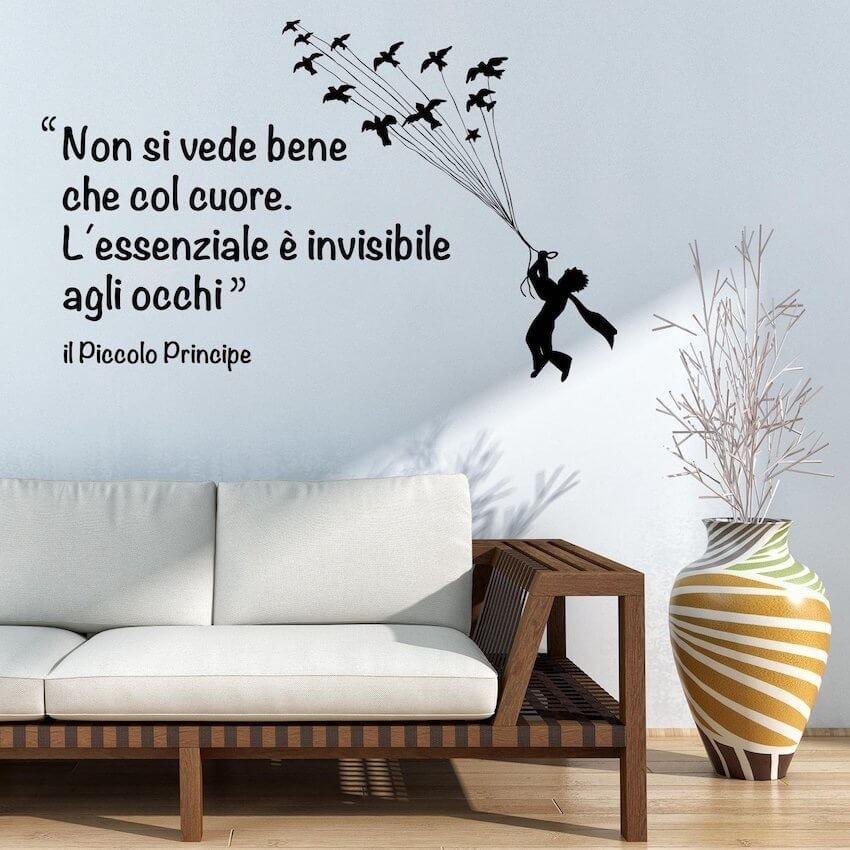Tantissime idee per decorare le superfici di casa con frasi adesive. Adesivi Murali L Arte Di Arredare Con Frasi Scritte E Citazioni Donne Sul Web