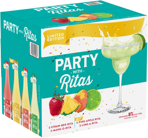 Amazing Last Year We Saw The Release Of A Few New Bud Light Lime A Rita Flavors,  Including Pome Granate Rita And Peach A Rita. This Year, AB Is Ushering In  Even ... Ideas