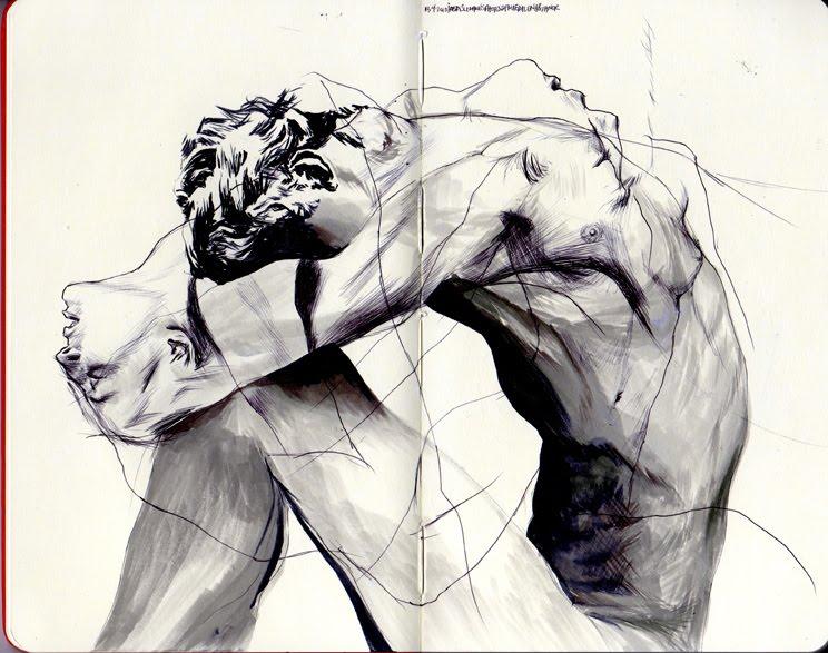 pseudo life drawings 001