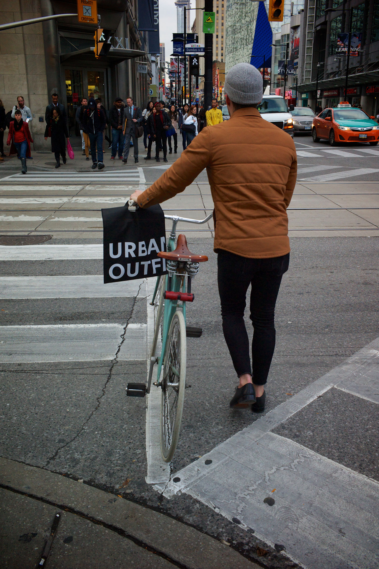 outfitted urbanly