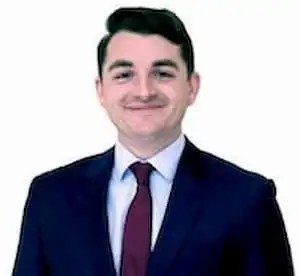 Photo of Daniel Fitzsimmons, Chartered Legal Executive.