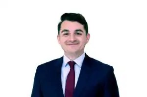 Photo of Daniel Fitzsimmons, Chartered Legal Executive, who discusses the role of police custody officers in this blog post.