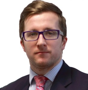 Photo of Kevin Donoghue, a solicitor who specialises in police abuse compensation claims.