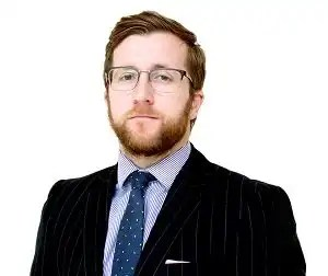 Photo of Kevin Donoghue, solicitor, who considers Sir Cliff Richard's compensation claim.