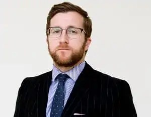 Photo of Kevin Donoghue, solicitor, who explains Cyber Essentials accreditation.