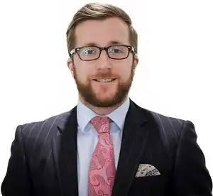 Photo of Kevin Donoghue, a solicitor and member of Liverpool Law Society.