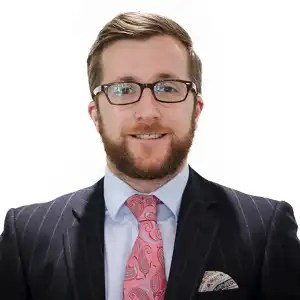 Photo of Kevin Donoghue, solicitor, who discusses police sexual exploitation.