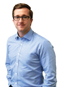 """Photo of Kevin Donoghue, solicitor, who discussed the """"compensation culture"""" on BBC Radio."""