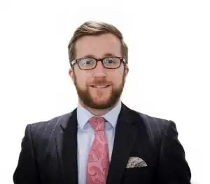 Photo of Kevin Donoghue, solicitor, who writes about the Metropolitan Police spit hood trial expansion in this blog post.