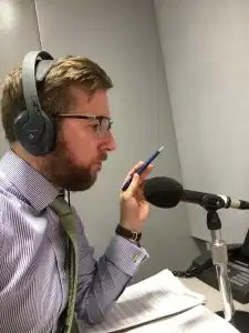 Solicitor Kevin Donoghue was interviewed on BBC Radio Essex about spit hoods.