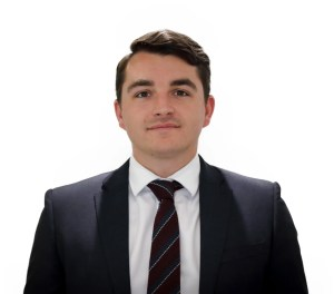 Photo of Daniel Fitzsimmons, a Chartered Legal Executive who helps with whiplash claims.