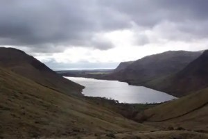 Photo of Scarfell Pike, which the team from Donoghue Solicitors will climb.