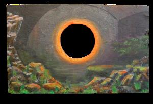 Orange Hole Landscape | Don Olsen | 2018