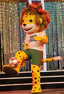 zukami 20mascote 20copa 20da 20africa 2020101 Zukami, Mascote da Copa da África 2010