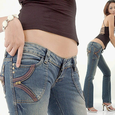 Calça Jeans Para Mulher