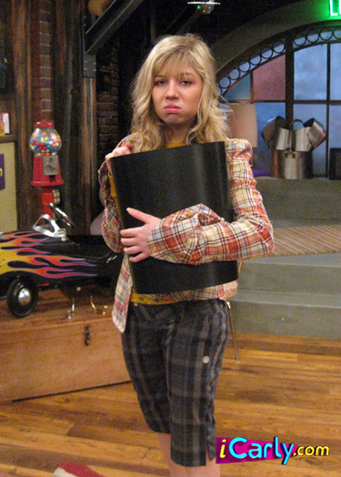 Foto da Sam do iCarly