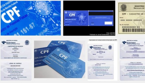 Quando foi Instituído o CPF